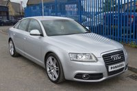 2011 AUDI A6 2.7 TDI S LINE SPECIAL EDITION 4d AUTO 187 BHP £7995.00