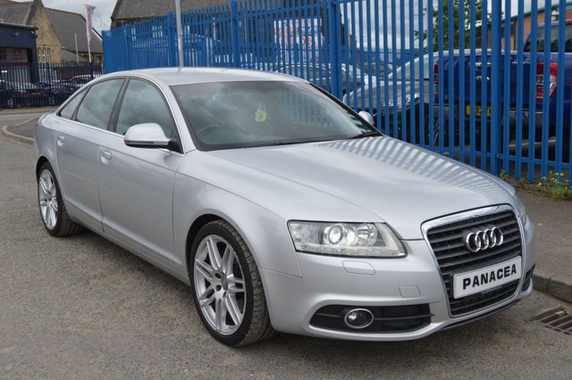 2011 60 AUDI A6 2.7 TDI S LINE SPECIAL EDITION 4d AUTO 187 BHP