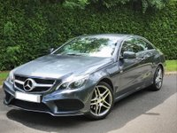 USED 2015 65 MERCEDES-BENZ E CLASS 2.1 E220 BLUETEC AMG LINE 2d AUTO 174 BHP CHERISHED EXAMPLE-LOW MILES JUST SERVICED+UNDER WARRANTY  GREAT EXAMPLE LOW MILES- STILL LIKE NEW 1ST 2 SEE WILL BUY