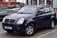 USED 2010 10 SSANGYONG REXTON 2.7 270 S 5d AUTO 162 BHP EXCELLENT EXAMPLE MUST BE SEEN