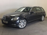 USED 2011 61 MERCEDES-BENZ C CLASS 2.1 C220 CDI BLUEEFFICIENCY ELEGANCE ED125 5d AUTO 170 BHP SAT NAV LEATHER FSH FACELIFT MODEL. SATELLITE NAVIGATION. STUNNING BLACK MET WITH FULL BLACK LEATHER TRIM. ELECTRIC SEATS. CRUISE CONTROL. 17 INCH ALLOYS. COLOUR CODED TRIMS. PARKING SENSORS. ELECTRIC TAILGATE. BLUETOOTH PREP. CLIMATE CONTROL. R/CD PLAYER. MFSW. DETACHABLE TOWBAR. MOT 02/18. ONE PREV OWNER. FULL SERVICE HISTORY. PRISTINE CONDITION. FCA FINANCE APPROVED DEALER. TEL 01937 849492