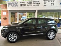 USED 2014 14 LAND ROVER RANGE ROVER EVOQUE 2.2 SD4 PURE TECH 5d AUTO 190 BHP