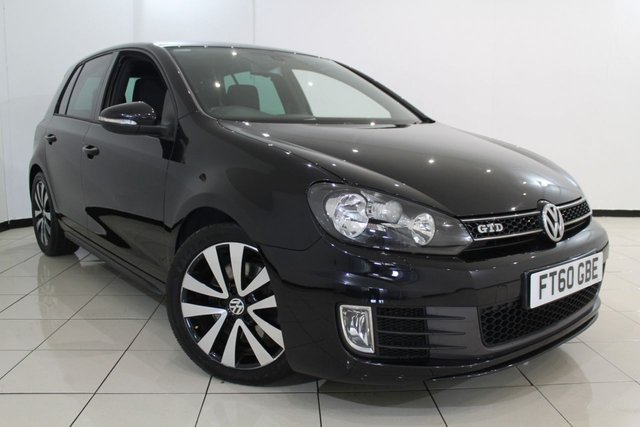 View our 2010 60 VOLKSWAGEN GOLF 2.0 GTD TDI 5DR 170 BHP