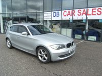 USED 2009 59 BMW 1 SERIES 2.0 116I SPORT 5d 121 BHP £0 DEPOSIT, LOW RATE FINANCE ANYONE, DRIVE AWAY TODAY!!
