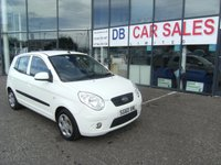 USED 2010 60 KIA PICANTO 1.1 DOMINO 5d 64 BHP FREE 12 MONTHS RAC WARRANTY AND FREE 12 MONTHS RAC BREAKDOWN COVER