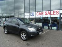 USED 2007 07 TOYOTA RAV4 2.2 XT-R D-4D 5d 135 BHP £0 DEPOSIT, LOW RATE FINANCE ANYONE, DRIVE AWAY TODAY!!