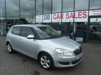 USED 2010 10 SKODA FABIA 1.6 SE TDI CR 5d 103 BHP FREE 6MONTHS RAC WARRANTY AND FREE 12 MONTHS RAC BREAKDOWN COVER