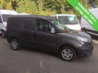 2015 FIAT DOBLO 1.2 16V SX MULTIJET 1d 90 BHP £6750.00