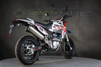 USED 2017 SINNIS Apache Supermoto SPECIALISTS IN GOOD/POOR CREDIT GOOD & BAD CREDIT ACCEPTED, OVER 500+ BIKES IN STOCK