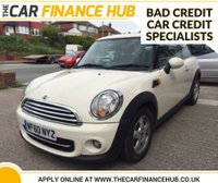 2010 MINI HATCH COOPER 1.6 COOPER D 3d 112 BHP £6995.00