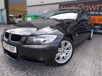 USED 2008 57 BMW 3 SERIES 2.0 320I M SPORT 4d 148 BHP Low Rate Finance Available, No Deposit, No Fees, No Final Payment