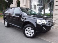 USED 2014 14 LAND ROVER FREELANDER 2.2 TD4 GS 5d 150 BHP ****FINANCE ARRANGED***PART EXCHANGE***1 OWNER***CRUISE CONTROL***