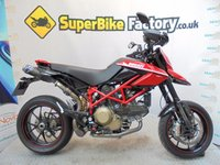 USED 2011 61 DUCATI HYPERMOTARD 1100 EVO SP  GOOD & BAD CREDIT ACCEPTED, OVER 500+ BIKES