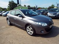 USED 2010 10 RENAULT MEGANE 1.6 DYNAMIQUE VVT 5d 110 BHP ONE OWNER FROM NEW / SERVICE HISTORY