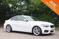2014 BMW 2 SERIES 2.0 220D M SPORT 2d 181 BHP £16950.00