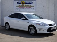 USED 2012 12 FORD MONDEO 2.0 ZETEC BUSINESS EDITION TDCI 5d 138 BHP Full Dealer History Hpi Clear 0% Deposit Finance Available