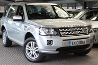 USED 2013 13 LAND ROVER FREELANDER 2.2 TD4 XS 5d 150 BHP