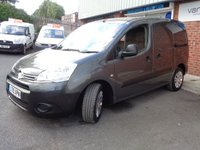 USED 2015 15 CITROEN BERLINGO 1.6 625 ENTERPRISE L1 HDI 1d 74 BHP
