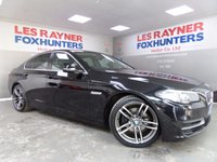 USED 2014 14 BMW 5 SERIES 2.0 520D SE 4d AUTO 181 BHP Full BMW Service History , 1 Owner From new !