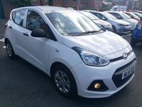USED 2014 14 HYUNDAI I10 1.0 S 5d 65 BHP EXCELLENT FUEL ECONOMY!!..LOW CO2 EMISSIONS(108G/KM)..£20 ROAD TAX!!..FULL HISTORY!!......ONLY 5001 MILES FROM NEW!!..