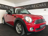 2008 MINI HATCH ONE 1.4 ONE 3d 94 BHP £4000.00