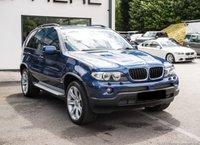 USED 2006 06 BMW X5 3.0 D SPORT EDITION 5d 215 BHP