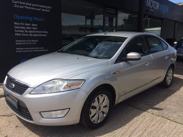 2010 10 FORD MONDEO 1.8 ECONETIC TDCI 5d 125 BHP