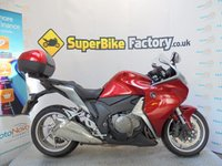 USED 2010 59 HONDA VFR1200F F-A  GOOD&BAD CREDIT ACEEPTED, OVER 400+ BIKES