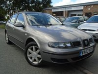 USED 2003 03 SEAT LEON 1.6 S 5d 103 BHP GREAT VALUE-MOT DECEMBER