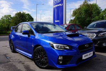 View our SUBARU WRX STI