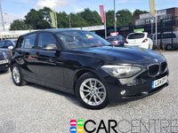 USED 2014 14 BMW 1 SERIES 2.0 116D SE 5d AUTO 114 BHP 1 OWNER FROM NEW + FSH