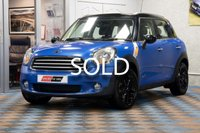USED 2012 62 MINI COUNTRYMAN 1.6 COOPER D ALL4 5d 112 BHP Two Owners | Full Service History  | Great Spec
