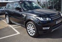 USED 2016 16 LAND ROVER RANGE ROVER SPORT 3.0 SD V6 HSE Station Wagon 4x4 5dr (start/stop) One Owner, Great Specification
