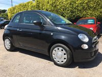 USED 2014 14 FIAT 500 1.2 POP 3d  Hatchback (stop/start) NO DEPOSIT PCP/HP ARRANGED, APPLY HERE NOW