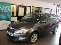 2011 SKODA FABIA 1.2 ELEGANCE TSI DSG 5d AUTO 103 BHP £6995.00