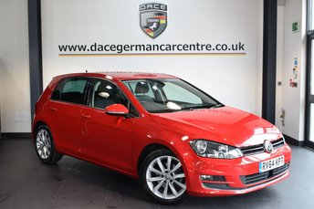 2014 VOLKSWAGEN GOLF 1.4 GT TSI ACT BLUEMOTION TECHNOLOGY DSG 5DR AUTO 148 BHP £10470.00