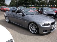 USED 2009 N BMW 3 SERIES 2.5 325I M SPORT HIGHLINE 2d AUTO 215 BHP **Very Nice Example -  Full History - Low  miles**