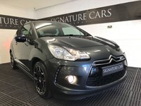 2014 CITROEN DS3 1.6 E-HDI DSTYLE PLUS 3d 90 BHP £8400.00