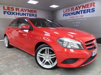 USED 2013 13 MERCEDES-BENZ A CLASS 1.5 A180 CDI BLUEEFFICIENCY SE 5d 109 BHP Bluetooth , 1 owner , Half leather interior