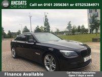 2010 BMW 7 SERIES 3.0 730D M SPORT 4d AUTO 242 BHP £13495.00