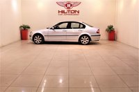 USED 2004 04 BMW 3 SERIES 2.0 318D SE 4d 114 BHP