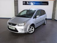 USED 2007 FORD C-MAX 1.6 ZETEC 5dr