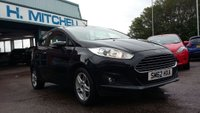USED 2013 62 FORD FIESTA 1.2 ZETEC 3d 81 BHP Family Run For 40 Years