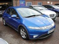 2007 HONDA CIVIC 2.2 SE I-CTDI 5d 139 BHP £2180.00