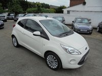 USED 2014 64 FORD KA 1.2 ZETEC 3d 69 BHP