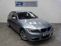 USED 2010 10 BMW 3 SERIES 2.0 318D M SPORT 4d 141 BHP
