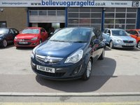 USED 2012 61 VAUXHALL CORSA 1.4 SE 5d AUTO 98 BHP SMALL FAMILY AUTOMATIC