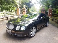 2005 BENTLEY CONTINENTAL 6.0 GT 2d AUTO 550 BHP MULLINER £20995.00