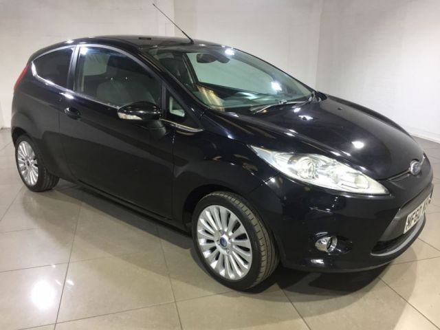 View our 2010 60 FORD FIESTA 1.4 TITANIUM 3d 96 BHP