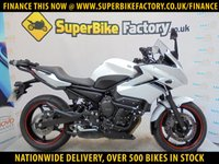 USED 2015 15 YAMAHA XJ6 S DIVERSION  GOOD & BAD CREDIT ACCEPTED, OVER 500+ BIKES